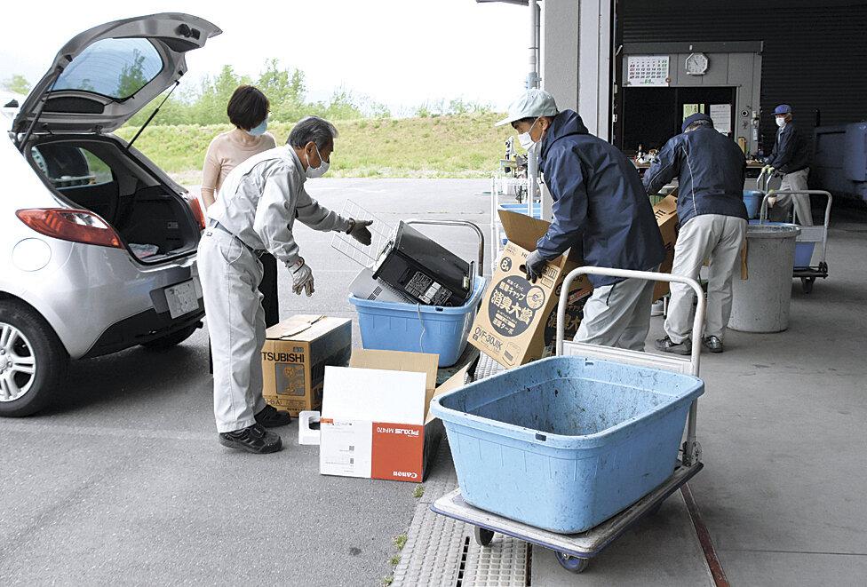 金沢 市 ゴミ 持ち込み